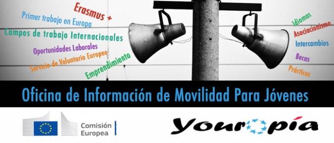 oficina de informacion de movilidad para jóvenes